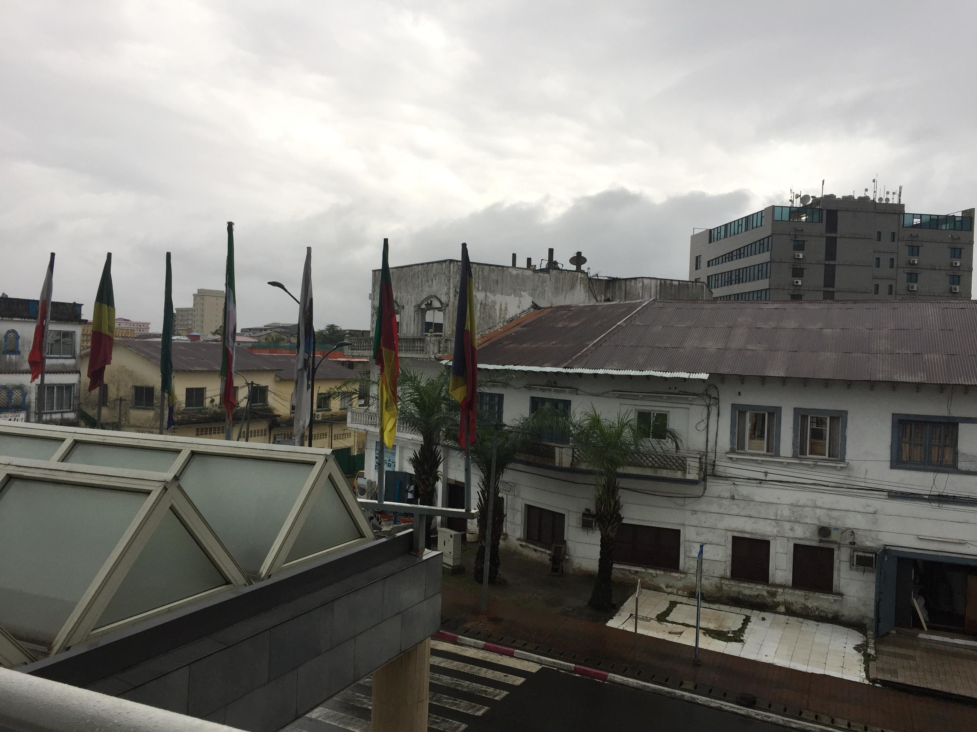 downtown Bata